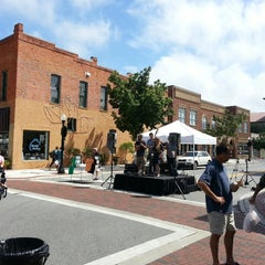Photo taken at Farmers Curb Market by Chris C. on 9/7/2013