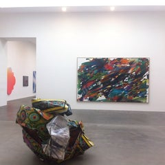 Photo taken at Gagosian Gallery by Nancy S. on 8/1/2015