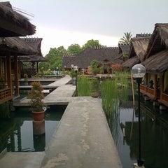 Photo taken at Kampung Sumber Alam by Ilham R. on 11/27/2012