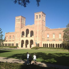 Photo taken at UCLA Royce Hall by Bonnie Z. on 1/21/2013