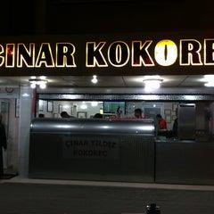Çınar Kokoreç tarihinde Halit T.ziyaretçi tarafından 11/17/2012'de çekilen fotoğraf