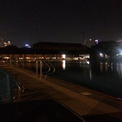 Photo taken at Swimming Pool by Nora W. on 4/18/2015