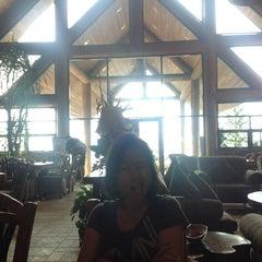 Photo taken at The Spa and Lodge at Tagaytay Highlands by Sabrina S. on 8/4/2013
