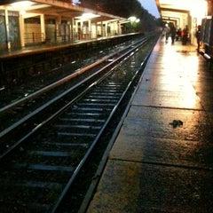 Photo taken at Estación Malaver [Línea Mitre] by Sophie C. on 11/30/2012