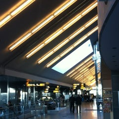 Photo taken at Tallinn Airport (TLL) by Sergey N. on 11/19/2012