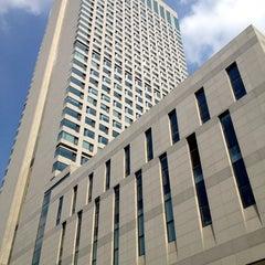 Photo taken at InterContinental Wuxi   无锡君来洲际酒店 by Shinichi Y. on 10/7/2012