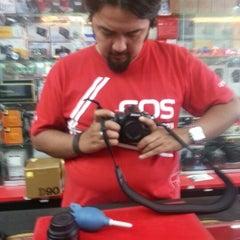 Photo taken at Elite Professional Camera Shop by MFauzan M. on 11/27/2012