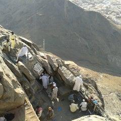 Photo taken at Jabal Nur - Ghar Hira by Saiful A. on 11/14/2012