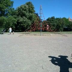 Photo taken at Stadsparken by Kal W. on 7/20/2013