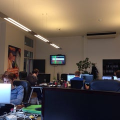 Photo taken at Twoo HQ by Nicolas V. on 5/27/2014