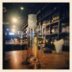 Photo taken at d'TREE Beer & Wine Gallery by Jourdain W. on 12/25/2012