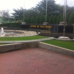 Photo taken at Song Be Golf Resort by Faye C. on 10/6/2012