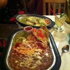Photo taken at Tomasita's by Natalia on 12/23/2012
