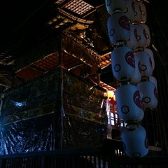 Photo taken at 北観音山 by koryu m. on 7/23/2015