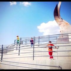 Photo taken at Parque Guanajuato Bicentenario by Jonathan L. on 4/5/2013