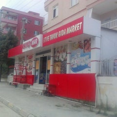 Photo taken at Modern Evler by Mehmet K. on 7/15/2013