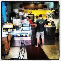 Photo taken at Sarcone's Deli by Alex U. on 5/2/2013