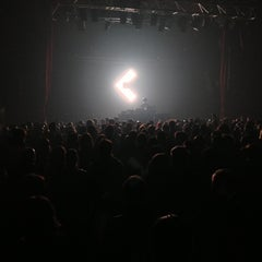 Photo taken at Le Bataclan by Alexandre B. on 10/3/2012