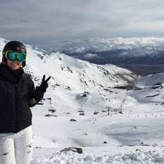 Photo taken at The Remarkables Ski Area by Carolina I. on 7/27/2015