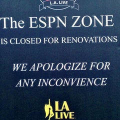 Photo taken at ESPN Zone by South Park i. on 7/18/2013