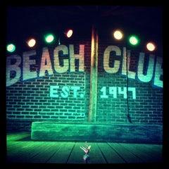Photo taken at Beach Club Siesta Key by Marci R. on 2/24/2013