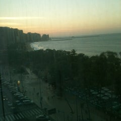 Photo taken at Hotel Beira Mar by Mikail M. on 1/31/2013