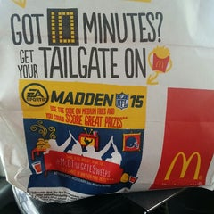 Photo taken at McDonald's by Legendary on 9/26/2014