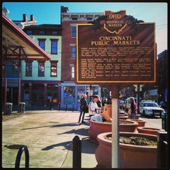Photo taken at Findlay Market by Christian H. on 1/19/2013