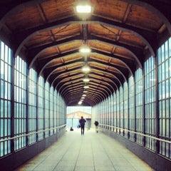 Photo taken at Bahnhof Berlin Friedrichstraße by Dietrich B. on 11/23/2012