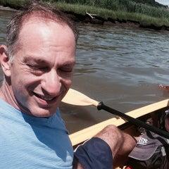 Photo taken at Paradise Kayak & Canoe by Michael J. on 6/21/2014