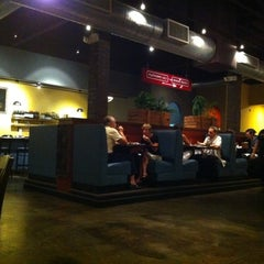 Photo taken at Ethos Vegan Kitchen by Vanessa S. on 9/28/2012