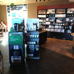 Photo taken at Starbucks by Christopher D. on 1/28/2013