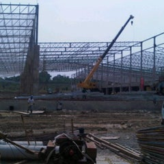 Photo taken at Kawasan Industri Delta Silicon 3 Lippo Cikarang by andri ardian s. on 3/21/2013
