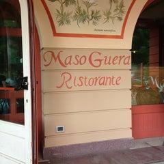 Photo taken at Winepub Maso Guera by gianbattista b. on 6/15/2013