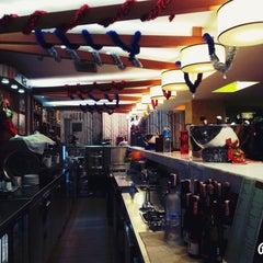 Photo taken at Muizz Cafe & Restaurant by Ebru T. on 12/22/2014