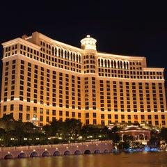 Photo taken at Bellagio Hotel & Casino by CaЯToon D. on 4/22/2013