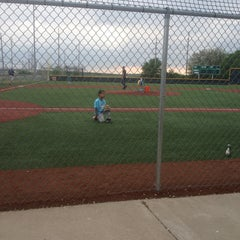 Photo taken at Lenz Field by Ronda R. on 5/20/2013
