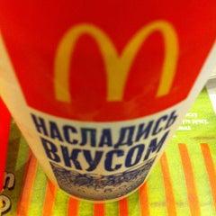 Photo taken at McDonald's by Дмитрий Н. on 4/30/2013