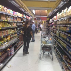 Photo taken at Supermercados Mambo by Mirian S. on 11/19/2012