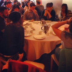 Photo taken at Dim Sum Go Go by Javier G. on 11/18/2012