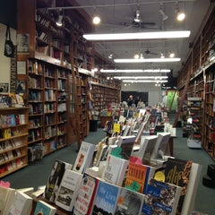 Photo taken at Shakespeare & Co by Liberty S. on 4/6/2013