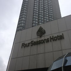 Photo taken at Four Seasons Hotel Vancouver by k d. on 3/7/2013