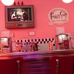 Photo taken at Peggy Sue's by Mar C. on 5/26/2013