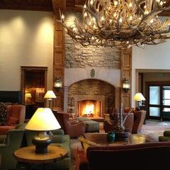 Photo taken at Park Hyatt Beaver Creek Resort and Spa by Jack D. on 4/8/2013