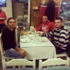 Photo taken at Raki Balik Fethiye by Mert K. on 12/19/2012