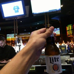 Photo taken at Sports Book Bar by Christian B. on 9/17/2015