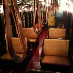 Photo taken at New York Transit Museum by Andrew M. on 5/5/2013