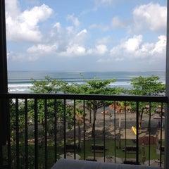 Photo taken at Anantara Seminyak Bali Resort & Spa by Lunarsyah T. on 11/3/2013