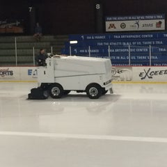 Photo taken at Richfield Ice Arena by Jay K. on 7/25/2015