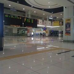 Photo taken at Terminal Bersepadu Selatan (TBS) / Integrated Transport Terminal (ITT) by Muhammad Rusydan H. on 7/3/2013